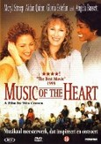 Music of the heart, (DVD)