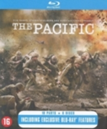 Pacific, (Blu-Ray) PAL/REGION 2 // ALL 10 EPIC EPISODES TV SERIES, BLURAY