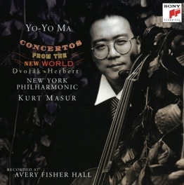 CONCERTOS FROM.. -REMAST- .. THE NEW WORLD MA, YO-YO, CD
