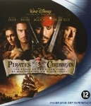 Pirates of the Caribbean 1 - The curse of the black pearl, (Blu-Ray) CURSE OF THE BLACK PEARL / BILINGUAL /CAST: JOHNNY DEPP