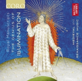 ROYAL MANUSCRIPTS:GENIUS SIXTEEN/HILLIARD ENSEMBLE/H. CHRISTOPHERS ROWNE/WYLKYNSON/PYGOTT, CD