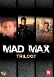 Mad Max trilogy, (DVD) PAL/REGION 2 // W/ MEL GIBSON (DVD), MOVIE, DVDNL
