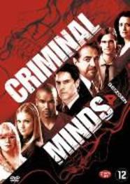 Criminal minds - Seizoen 4, (DVD) CAST: THOMAS GIBSON, SHEMAR MOORE TV SERIES, DVDNL