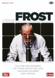 Master Detective 4: Touch Of Frost (2DVD)