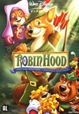 Robin Hood, (DVD) BILINGUAL /CAST: BRIAN BEDFORD, PHIL HARRIS