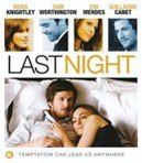 Last night, (Blu-Ray)