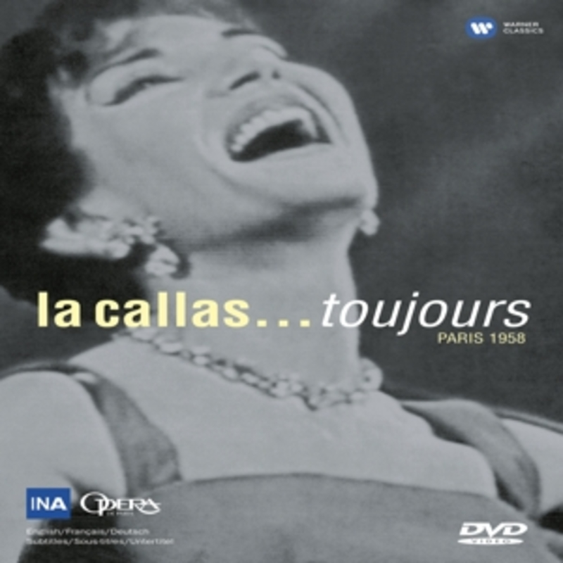 Callas....Toujours (Paris, 195