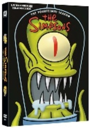 The Simpsons - Seizoen 14 (4DVD)