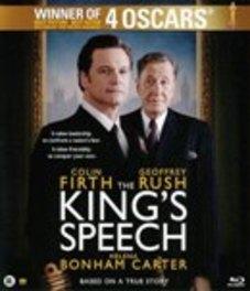 King's Speech, the (Blu-Ray)