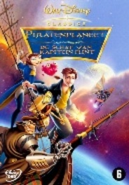 Piratenplaneet, (DVD) CAST: BRIAN MURRAY, JOSEPH GORDONLEVITT (DVD), ANIMATION, DVDNL