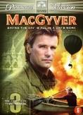MacGyver - Seizoen 3, (DVD)