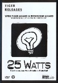 25 watts , (DVD)