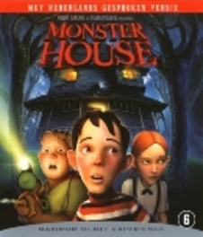 Monster house, (Blu-Ray) BY STEVEN SPIELBERG/ROBERT ZEMICKIS (BLU-RAY), ANIMATION, Blu-Ray