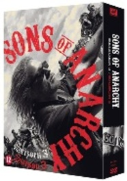 Sons of Anarchy - Seizoen 3 (4DVD)