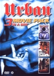 Urban Movie Pack (3DVD)
