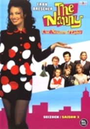 Nanny - Seizoen 3, (DVD) BILINGUAL /CAST: FRAN DRESCHER TV SERIES, DVD