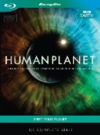 BBC Earth - Human Planet (4 Blu-Ray's)