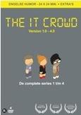 It crowd - Seizoen 1-4, (DVD)