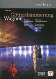 GOTTERDAMMERUNG, WAGNER, RICHARD, HAENCHEN, H. NTSC/ALL REGIONS//NETHER.PHIL.ORCH/HARTMUT HAENCHEN/AO DVD, R. WAGNER, DVDNL