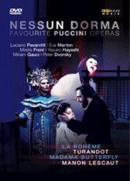 Nessun Dorma - Favorite Puccini Operas