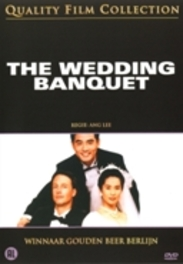 Wedding banquet, (DVD) PAL/REGION 2 // *QUALITY FILM COLLECTION* MOVIE, DVDNL
