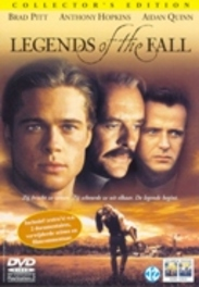 Legends of the fall, (DVD) PAL/REGION 2//BRAD PITT/ANTHONY HOPKINS/ADIAN QUINN Harrison, Jim, DVDNL