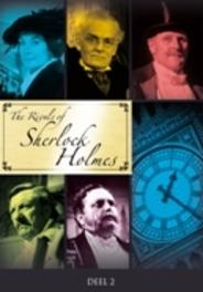 The Rivals of Sherlock Holmes - Deel 2 (3DVD)