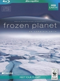 BBC Earth - Frozen Planet (4 Blu-ray)