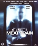 Midnight meat train, (Blu-Ray)