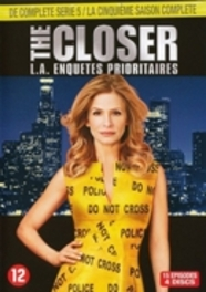 Closer - Seizoen 5, (DVD) PAL/REGION 2-BILINGUAL // L.A. ENQUETES PRIORITAIRES TV SERIES, DVD