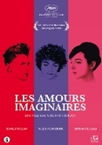 Les amours imaginaires, (DVD)