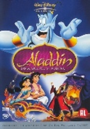 Aladdin , (DVD) CAST: ROBIN WILLIAMS ANIMATION, DVDNL