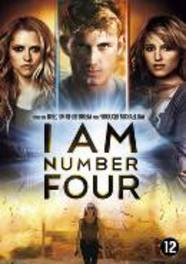 I am number four, (DVD) PAL/REGION 2-BILINGUAL W/ALEX PETTYFER,TIMOTHY OLYPHANT MOVIE, DVDNL