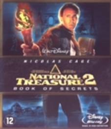National treasure 2-book of secrets, (Blu-Ray) -BOOK OF SECRETS- // W/NICOLAS CAGE, DIANE KRUGER (BLU-RAY), MOVIE, BLURAY