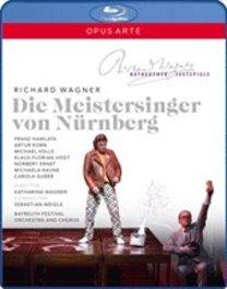 Florian Vogt/Hawlata/Korn/Bayreuthe - Die Meistersinger Von Nurnberg