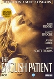 English patient, (DVD)