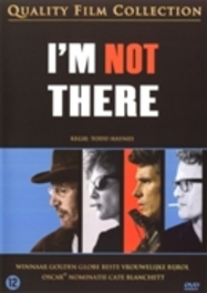 I'm not there, (DVD) PAL/REGION 2 // FT. JULIAN MOORE/RICHARD GERE/A.O. MOVIE, DVD