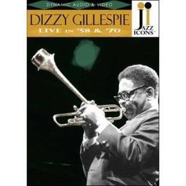 Dizzy Gillespie, Sonny Stitt, Lou L - Dizzie Gillespie Jazz Icons