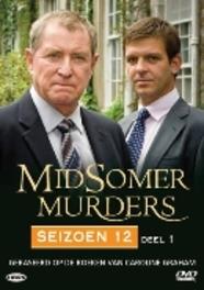Midsomer Murders - Seizoen 12, deel 1 (4DVD)