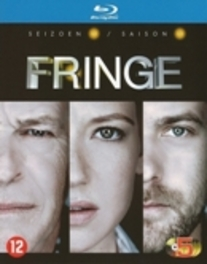 Fringe - Seizoen 1, (Blu-Ray) BILINGUAL /CAST: ANNA TORV, JOSHUA JACKSON, JOHN NOBLE TV SERIES, BLURAY