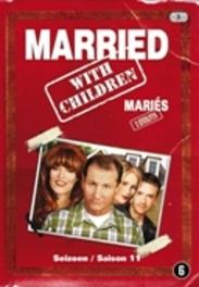 Married with children - Seizoen 11, (DVD) BILINGUAL TV SERIES, DVDNL