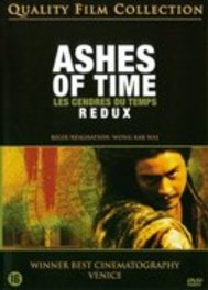 Ashes of time, (DVD) PAL/REGION 2-BILINGUAL MOVIE, DVD