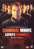 Criminal minds - Seizoen 1, (DVD) BILINGUAL /CAST: THOMAS GIBSON, SHEMAR MOORE