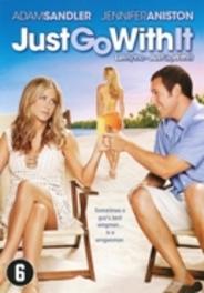 Just go with it, (DVD) BILINGUAL /CAST: ADAM SANDLER, JENNIFER ANISTON MOVIE, DVDNL