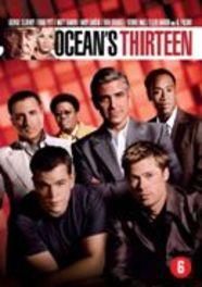 Ocean's thirteen, (DVD) CAST: GEORGE CLOONEY, MATT DAMON, BRAD PITT (DVD), MOVIE, DVD