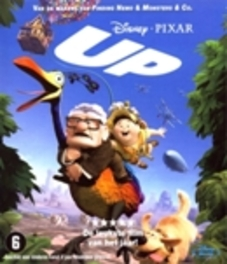 Up, (Blu-Ray) CAST: CHRISTOPHER PLUMMER ANIMATION, BLURAY