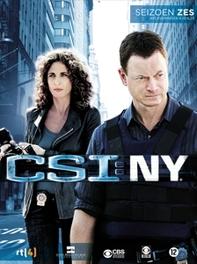 CSI: New York - Seizoen 6 (Deel 2)