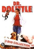 Dr Dolittle trilogy, (DVD) BILINGUAL // W/EDDIE MURPHY / PART 1+2+3
