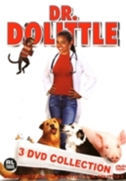 Dr Dolittle trilogy, (DVD) BILINGUAL // W/EDDIE MURPHY / PART 1+2+3 MOVIE, DVDNL