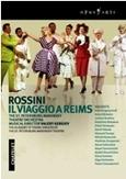 IL VIAGGIO A REIMS, ROSSINI, GERGIEV, V. NTSC/ALL REGIONS/ST.PETERSBURG